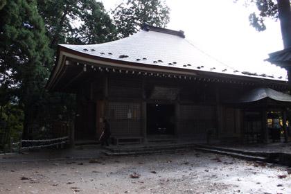 室生寺位牌堂